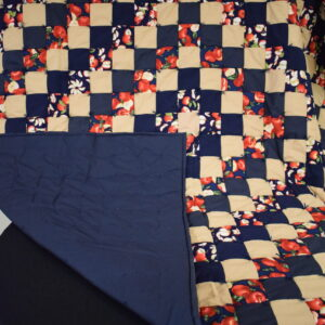 Handmade Apple Quilt – Fits a Double Bed