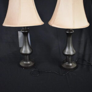 Pair of Home Decor Lamps