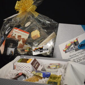 Sweet Treats Gift Basket