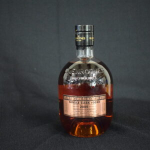 Speyside Single Malt Scotch Whiskey