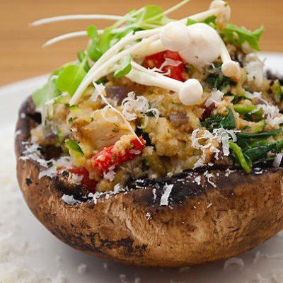 Vegetarian-Stuffed-Mushrooms-11
